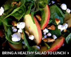 Bring a Salad to Lunch